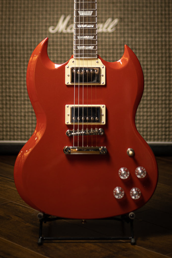 Epiphone SG Muse Electric Guitar - Scarlet Red Metallic