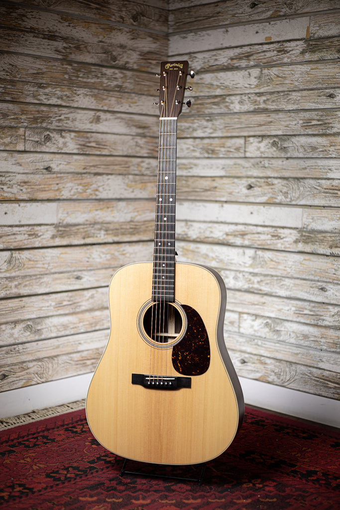 Martin D-16E Rosewood Acoustic Electric Guitar - Natural