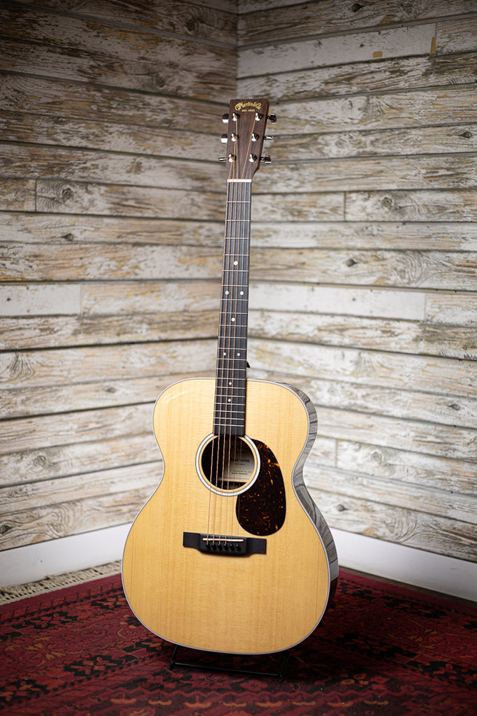 Martin 000-13E Road Series Acoustic Electric Guitar - Natural