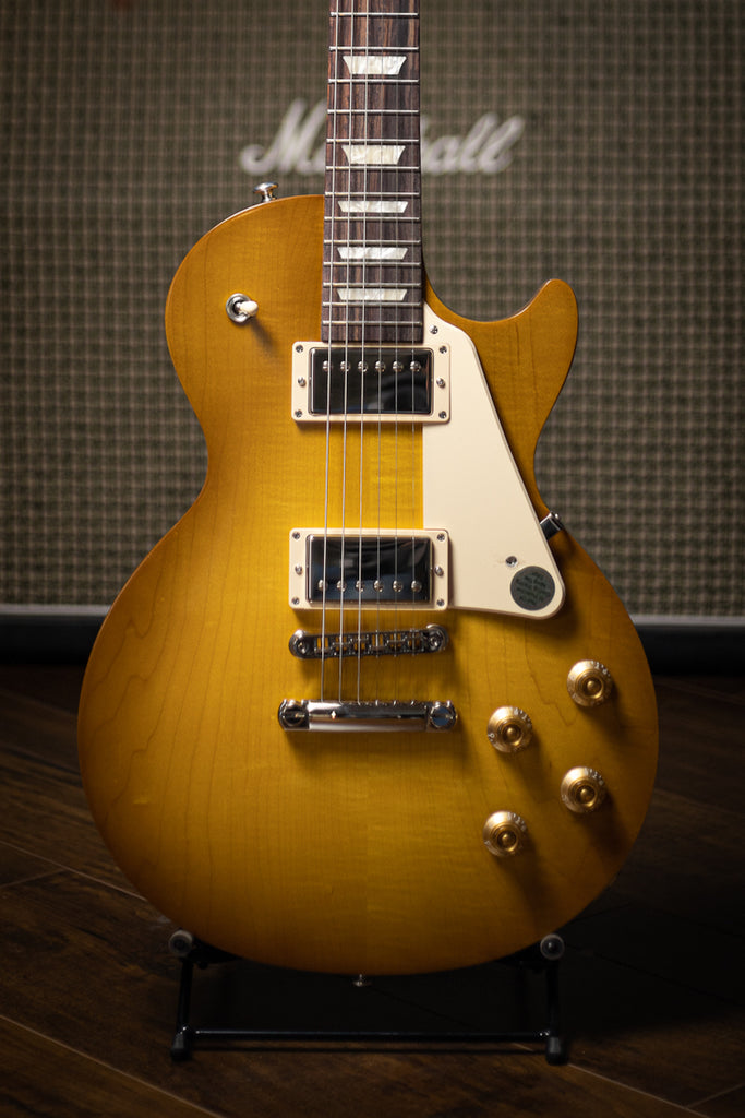 Gibson Les Paul Tribute Electric Guitar - Satin Honeyburst