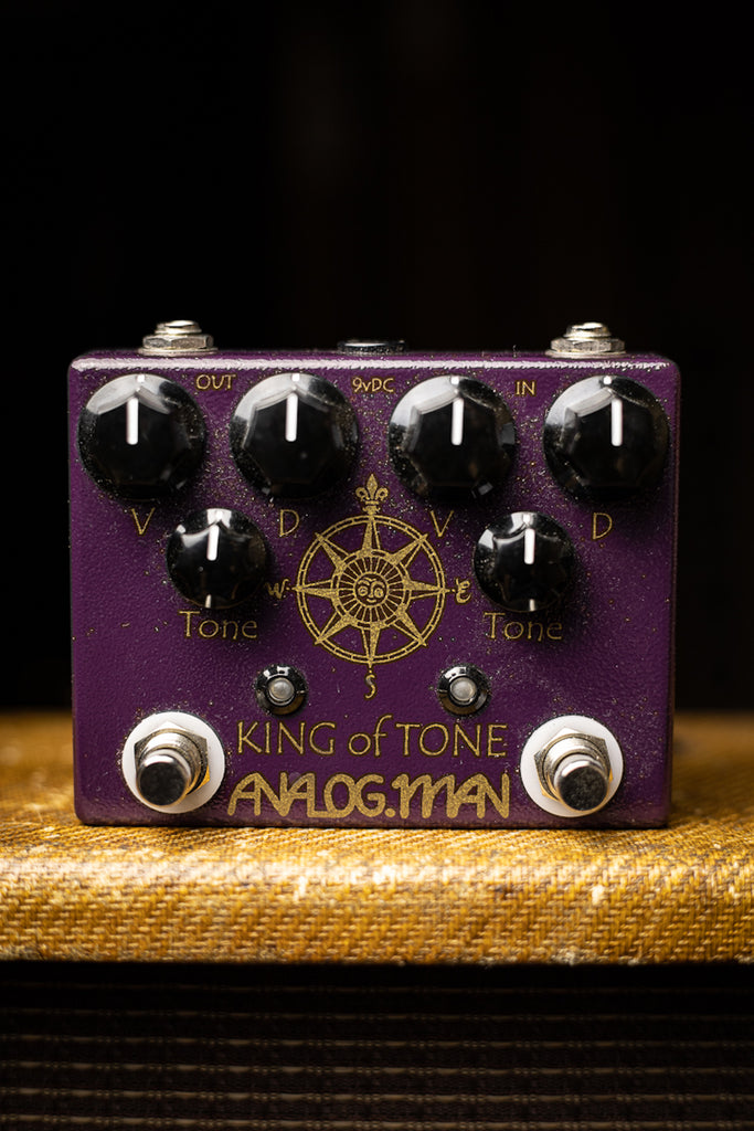 Used Analog Man King of Tone