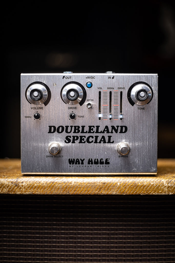 Used Way Huge Joe Bonamassa Doubleland Special Overdrive Pedal