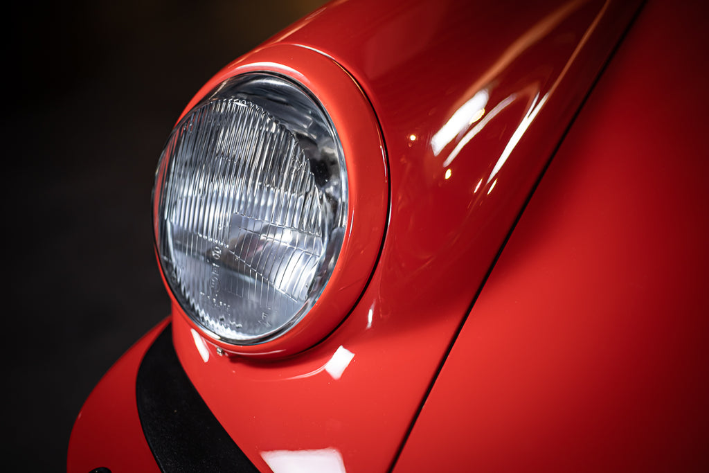 1986 Porsche 930 Turbo Coupe - Guards Red