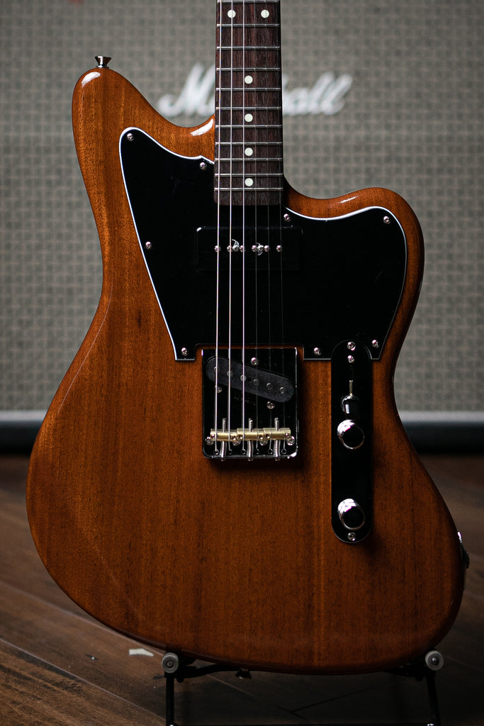 Fender Limited Edition Off-Set Telecaster MIJ Electric Guitar - Mahogany - Walt Grace Vintage