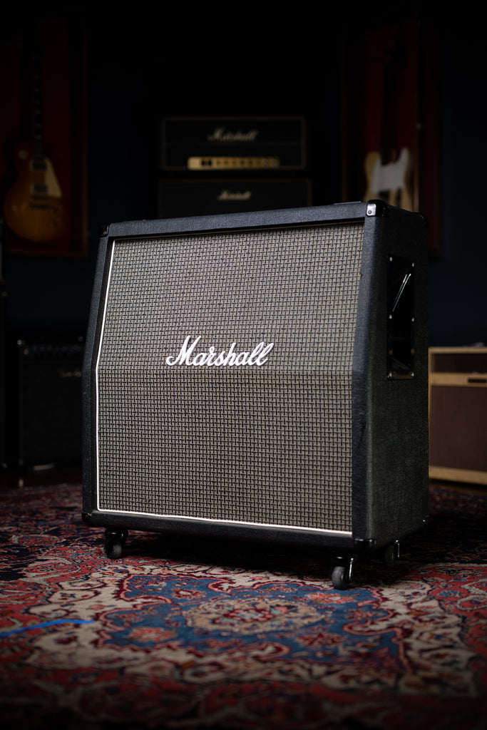 1980 Marshall 1960A Basketweave - Black - Walt Grace Vintage