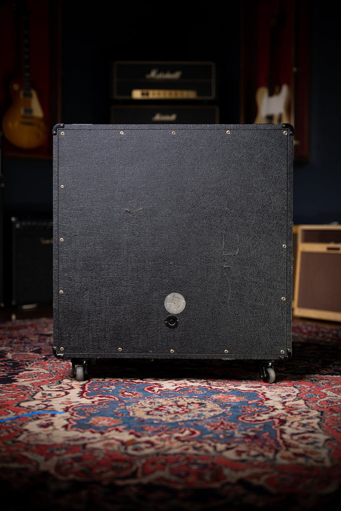 1980 Marshall JMP 50 MKII Tube Head and Basketweave 1960A Extension Cabinet