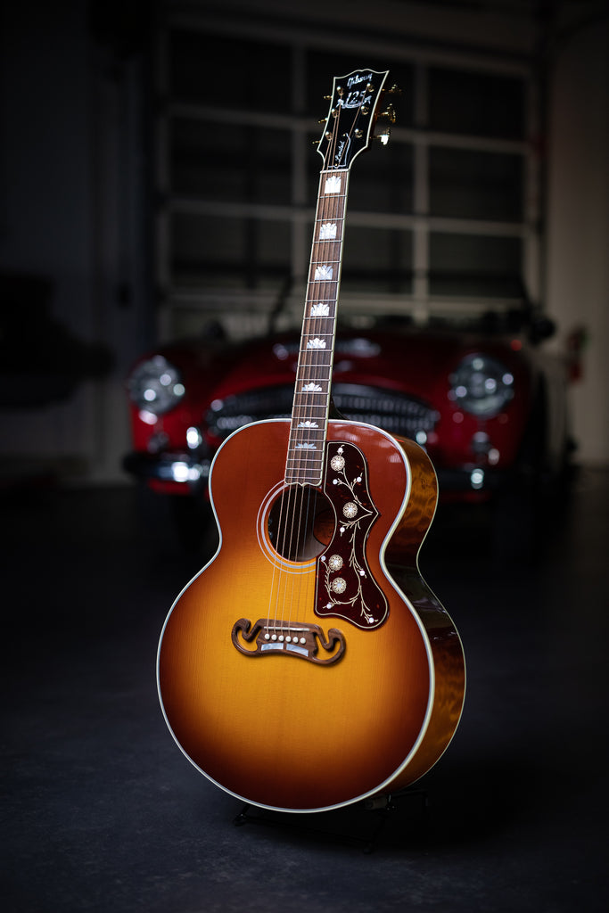 Gibson SJ-200 125th Anniversary - Autumn Burst - Walt Grace Vintage