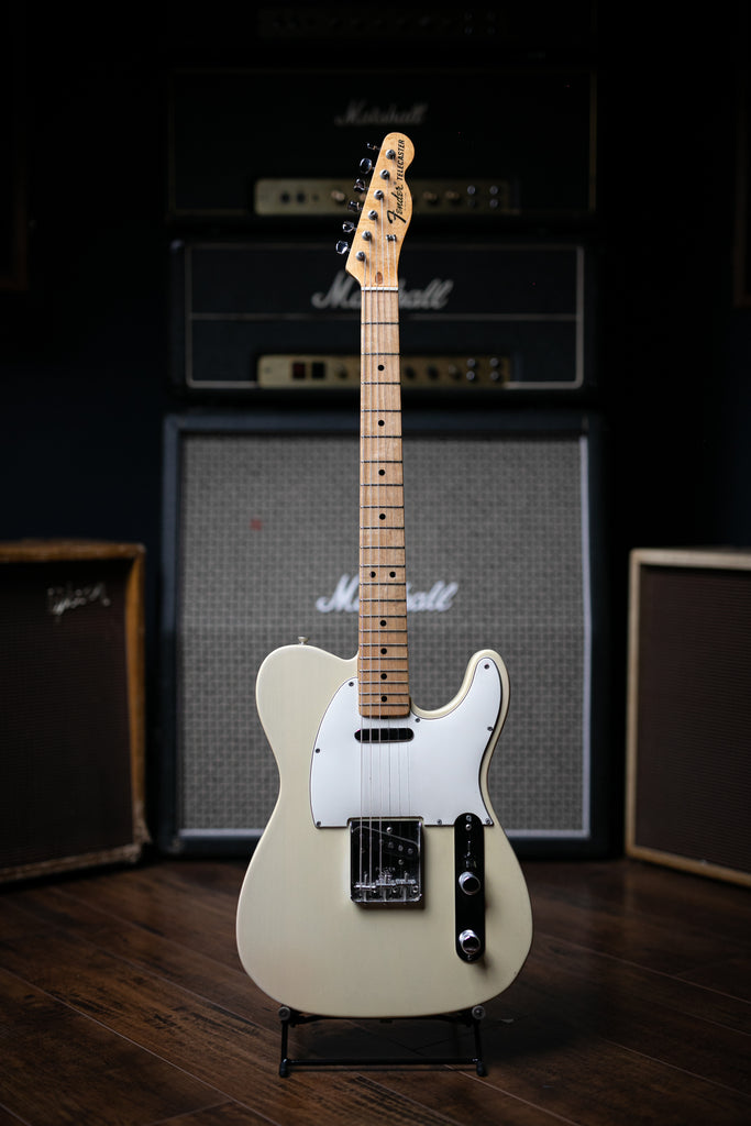 1970 Fender Telecaster Electric Guitar - Blonde - Walt Grace Vintage