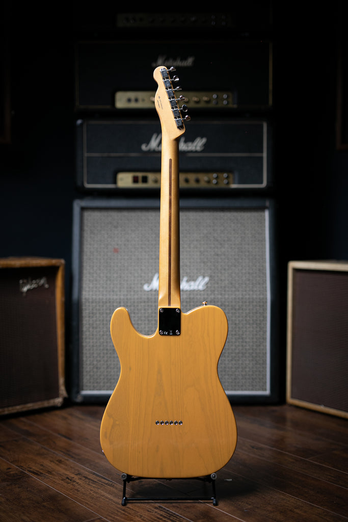 Fender Vintera '50s Telecaster Modified Electric Guitar - Butterscotch Blonde - Walt Grace Vintage