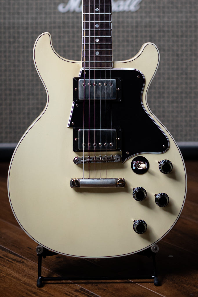 Gibson Custom Shop Les Paul Special Double Cut Electric Guitar - VOS Classic White - Walt Grace Vintage