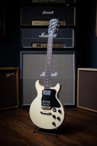 Gibson Custom Shop Les Paul Special Double Cut - Classic White VOS