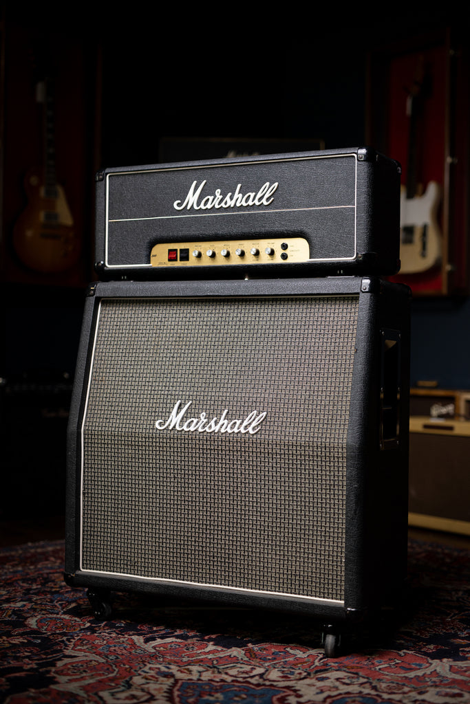 1980 Marshall JMP 50 MKII Head - Black - Walt Grace Vintage