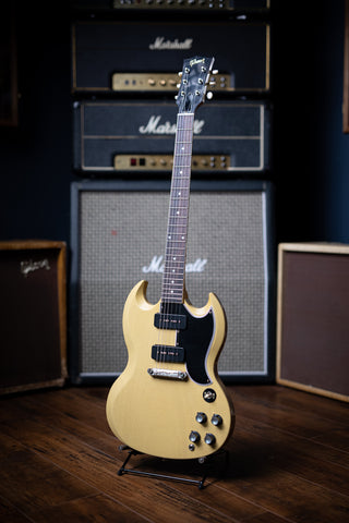 Gibson Custom Shop '63 SG Special Reissue VOS - TV Yellow