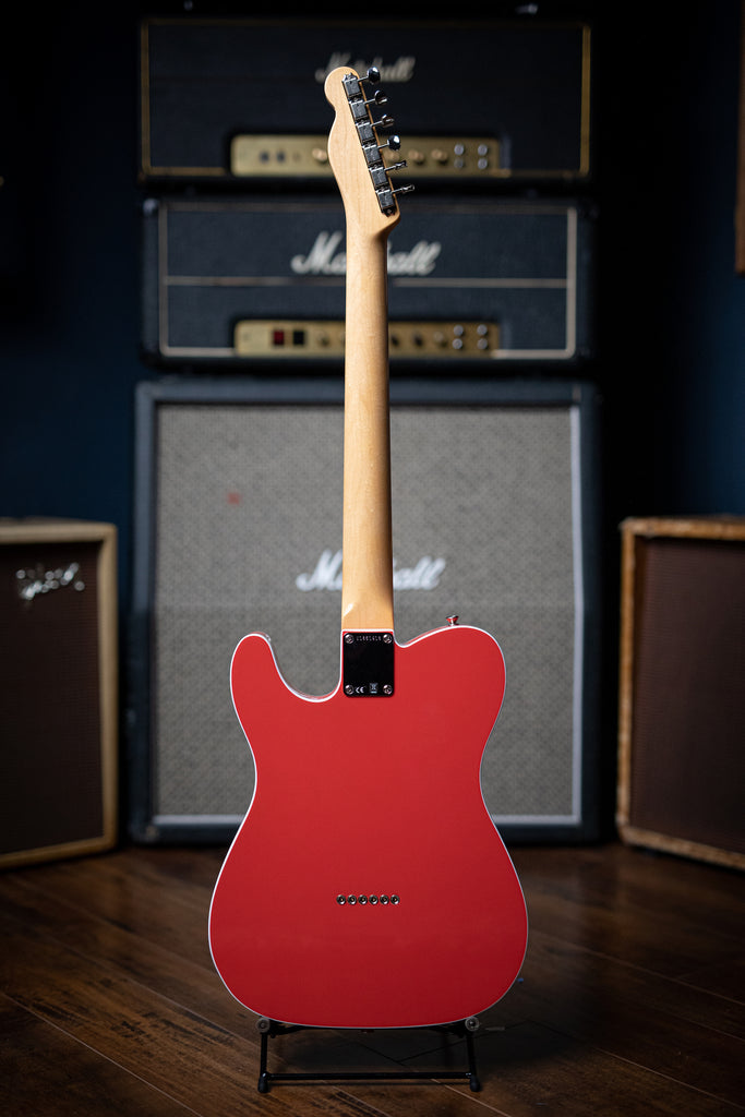 Fender American Original '60s Telecaster Electric Guitar - Fiesta Red - Walt Grace Vintage