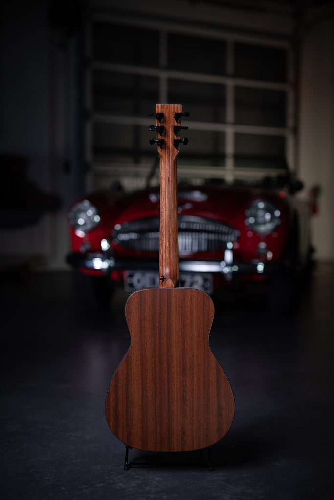 Martin Ed Sheeran ÷ Signature Edition - Natural - Walt Grace Vintage