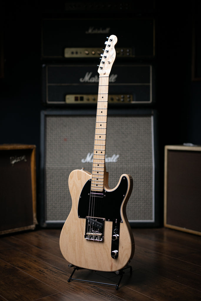Fender American Professional Telecaster Electric Guitar - Natural - Walt Grace Vintage