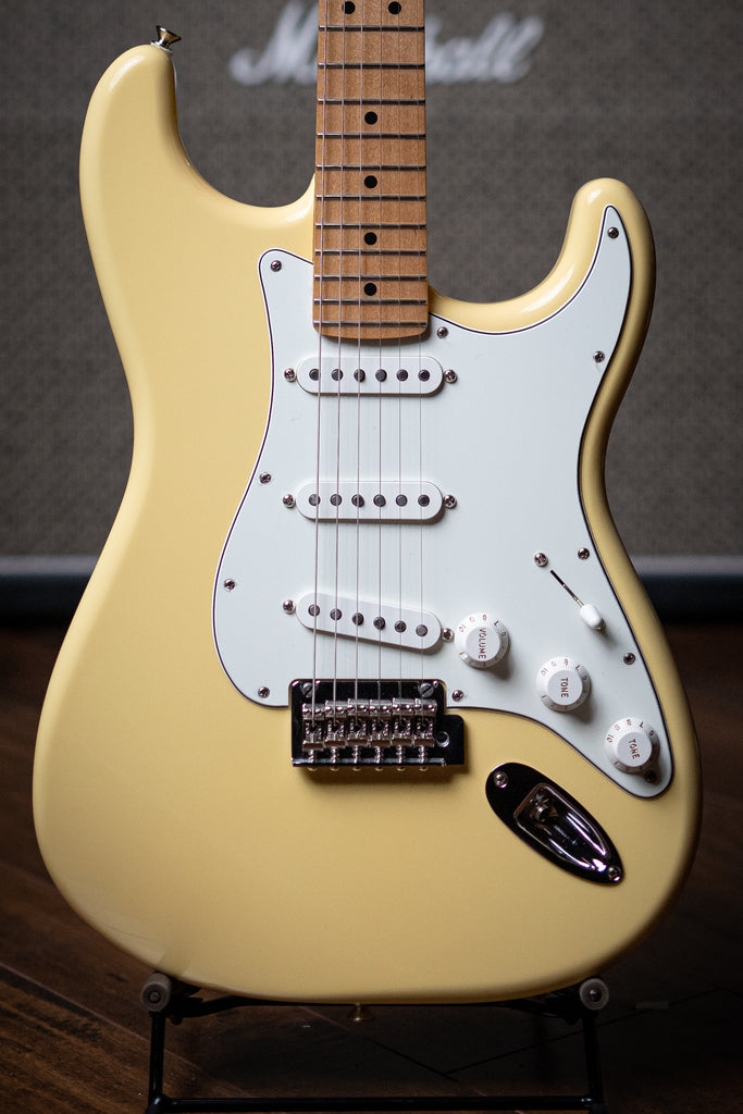 Fender Player Series Stratocaster Electric Guitar - Buttercream - Walt Grace Vintage