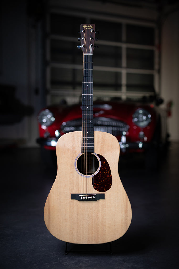 Martin DX1RAE - Natural - Walt Grace Vintage