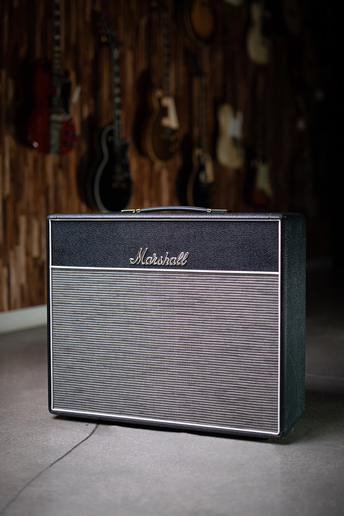 Marshall 1958X 18W All-Valve Handwired - Black - Walt Grace Vintage
