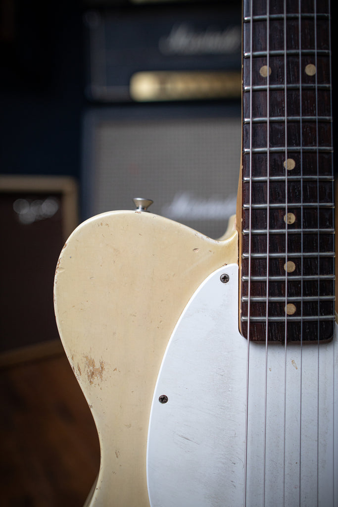 1963 Fender Esquire - Blonde - Walt Grace Vintage