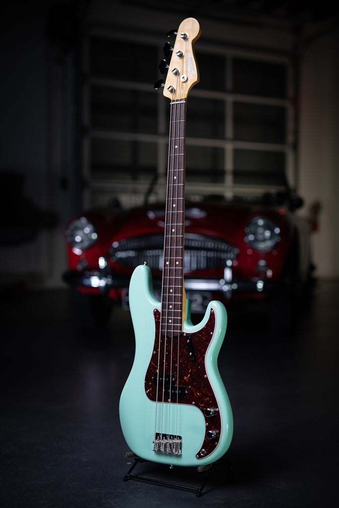 Fender American Original '60s Precision Bass - Surf Green - Walt Grace Vintage