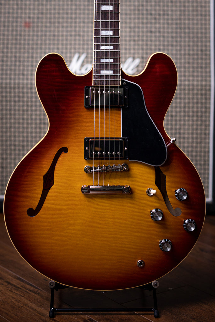 Gibson ES-335 Figured Electric Guitar - Iced Tea - Walt Grace Vintage