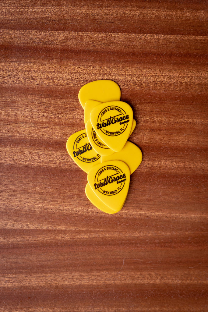 Walt Grace Vintage Pick Pack .96mm - Yellow - Walt Grace Vintage