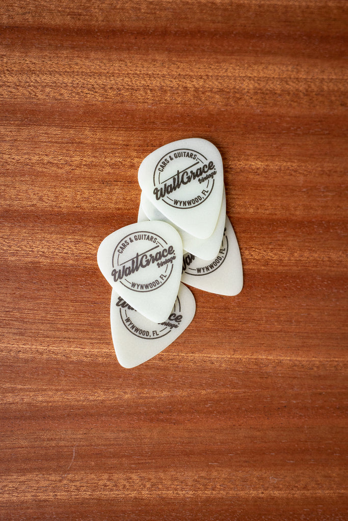 Walt Grace Vintage Pick Pack .81mm - White - Walt Grace Vintage