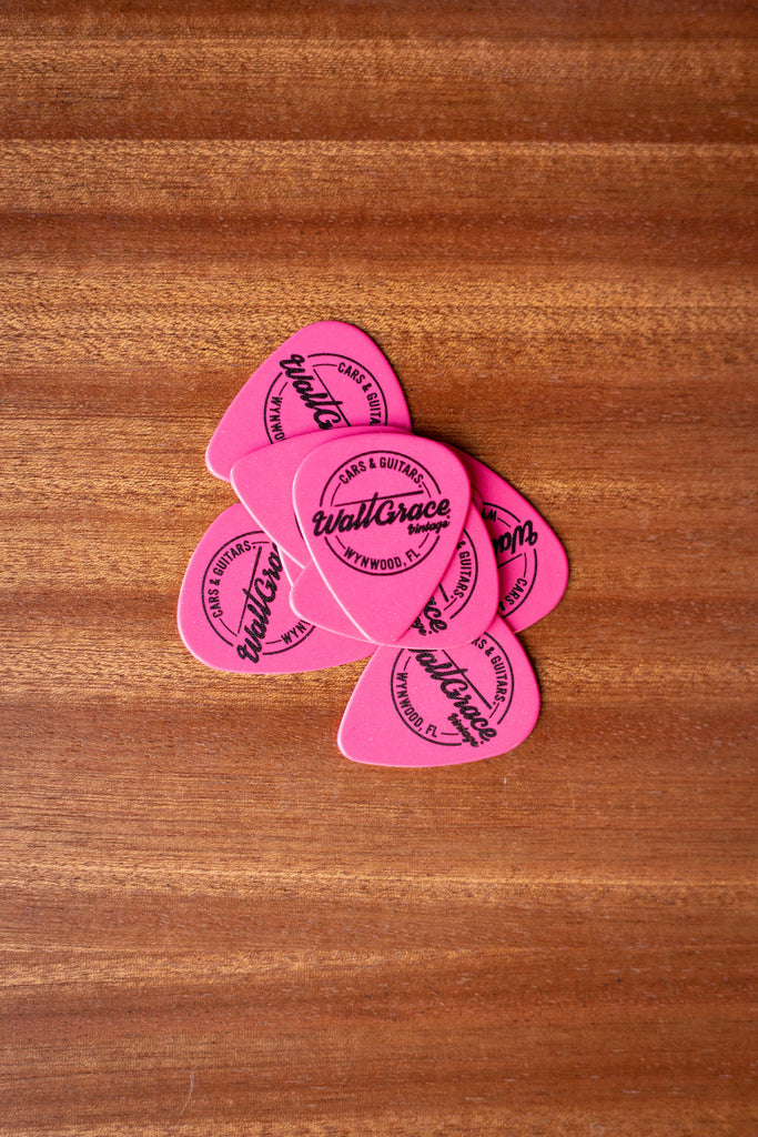 Walt Grace Vintage Pick Pack .96mm - Pink - Walt Grace Vintage