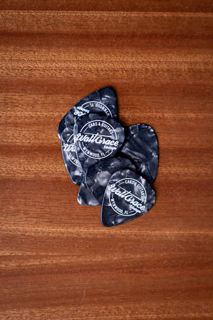 Walt Grace Pick Pack - Black Holo - Walt Grace Vintage