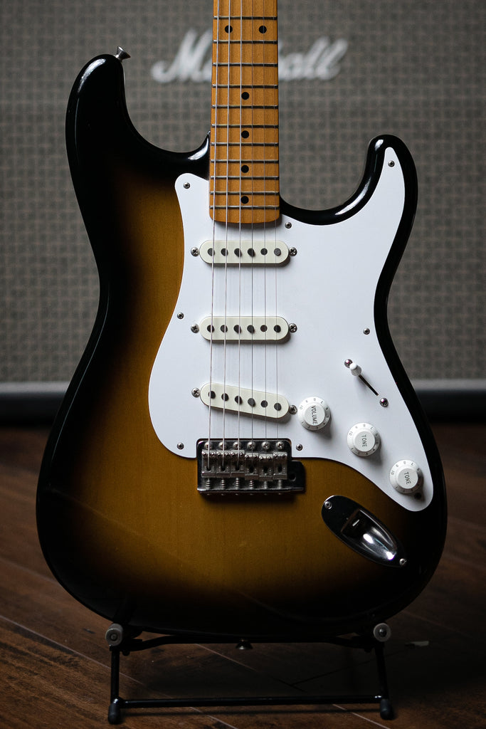 1992 Fender '54 RI MIJ Electric Guitar - Sunburst - Walt Grace Vintage