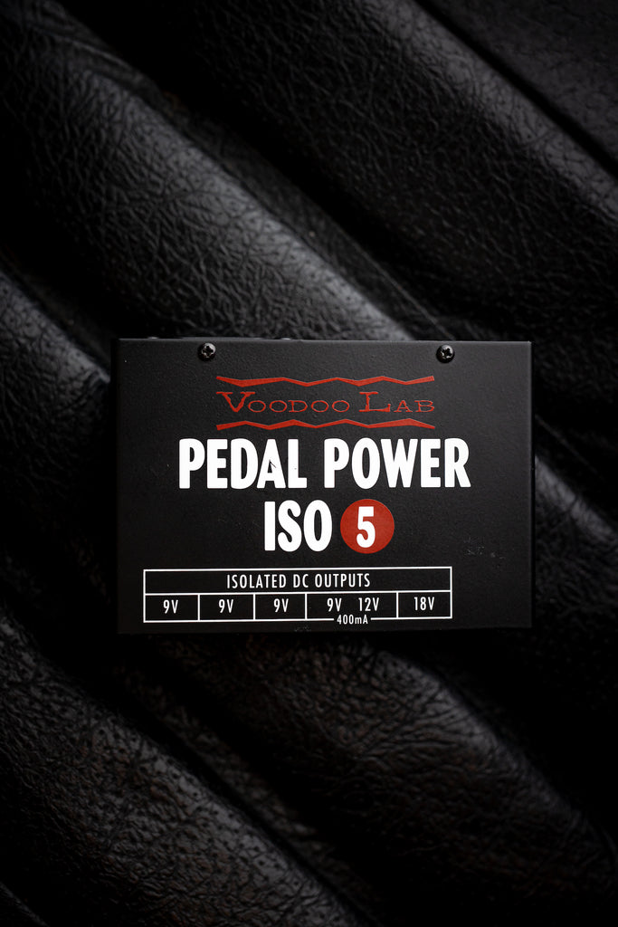 Voodoo Lab - Pedal Power ISO-5 - Walt Grace Vintage