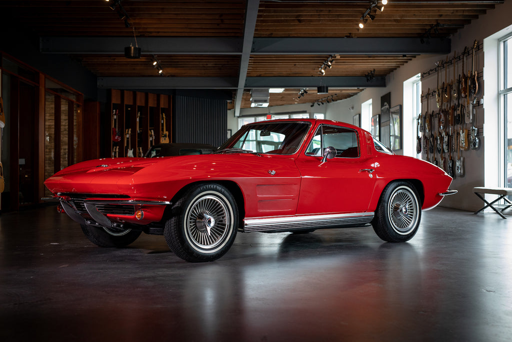 1964 Chevrolet Corvette Stingray Coupe - Walt Grace Vintage