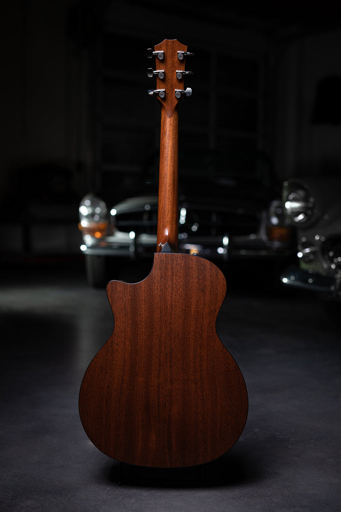 Taylor 314ce Sapele Back & Sides with V-Class Bracing Acoustic Guitar - Natural - Walt Grace Vintage
