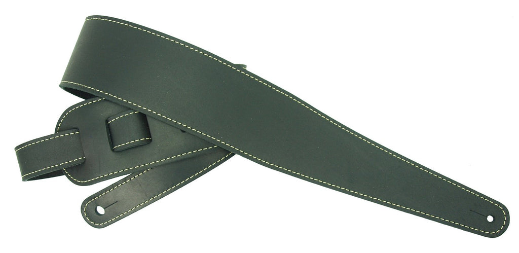 "LM Products  2.3"" Glove Leather Strap - Black - Walt Grace Vintage"