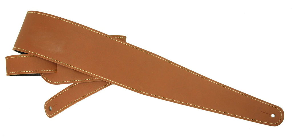 "LM Products  2.3"" Glove Leather Strap - Brown - Walt Grace Vintage"