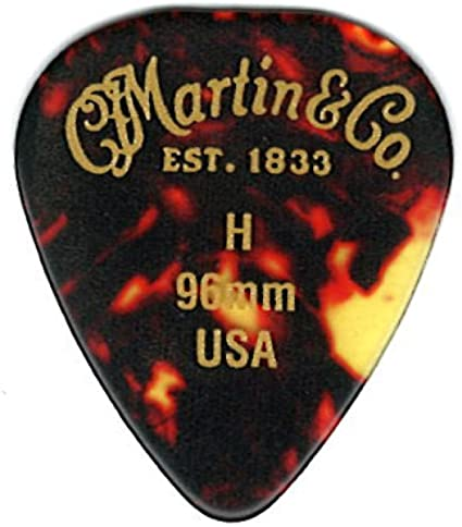 Martin Guitar Picks .96MM - Walt Grace Vintage