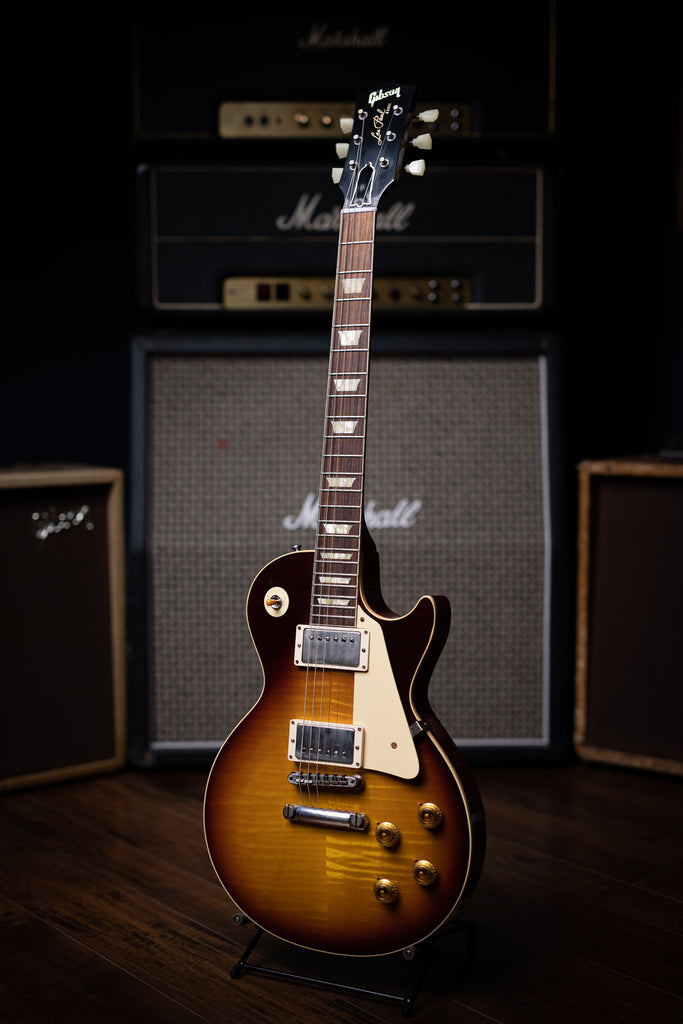 Gibson 1959 Custom Shop Les Paul R9 60th Anniversary Electric Guitar - Southern Fade VOS - Walt Grace Vintage