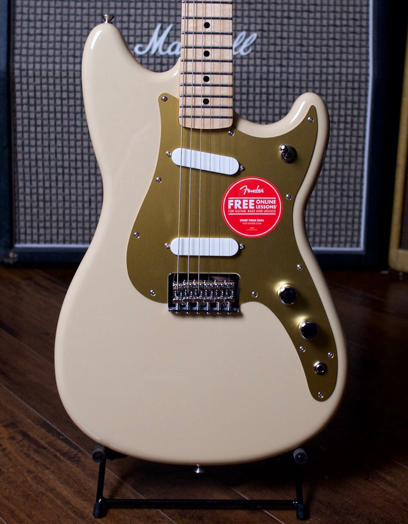 Fender Duo-Sonic Electric Guitar - Desert Sand - Walt Grace Vintage