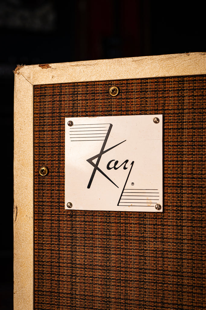 1965 Kay Model 720 Bass Amp - Walt Grace Vintage