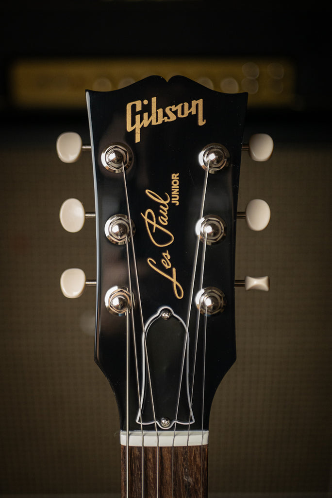Gibson Les Paul Junior Electric Guitar - Ebony