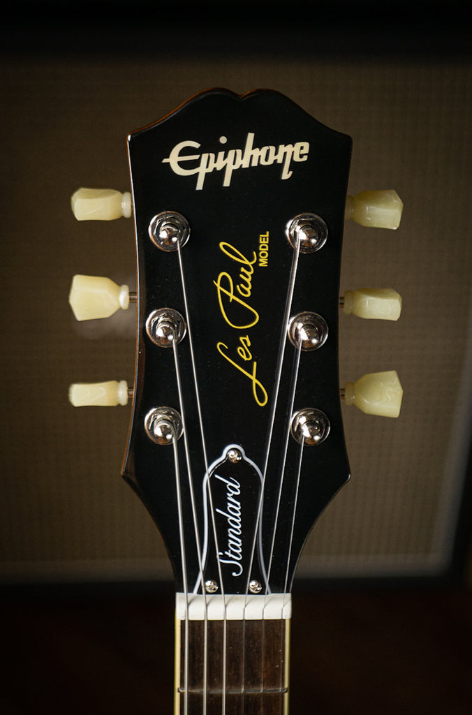 Epiphone Les Paul Standard 50's Electric Guitar - Metallic Gold