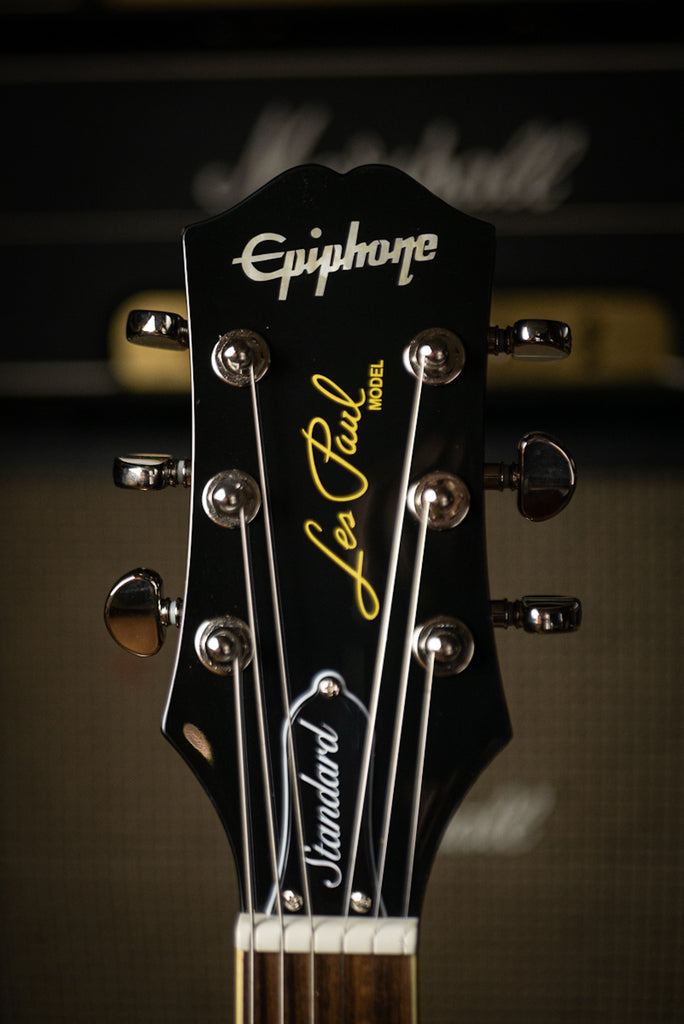 Epiphone Les Paul Standard 60's Electric Guitar - Ebony