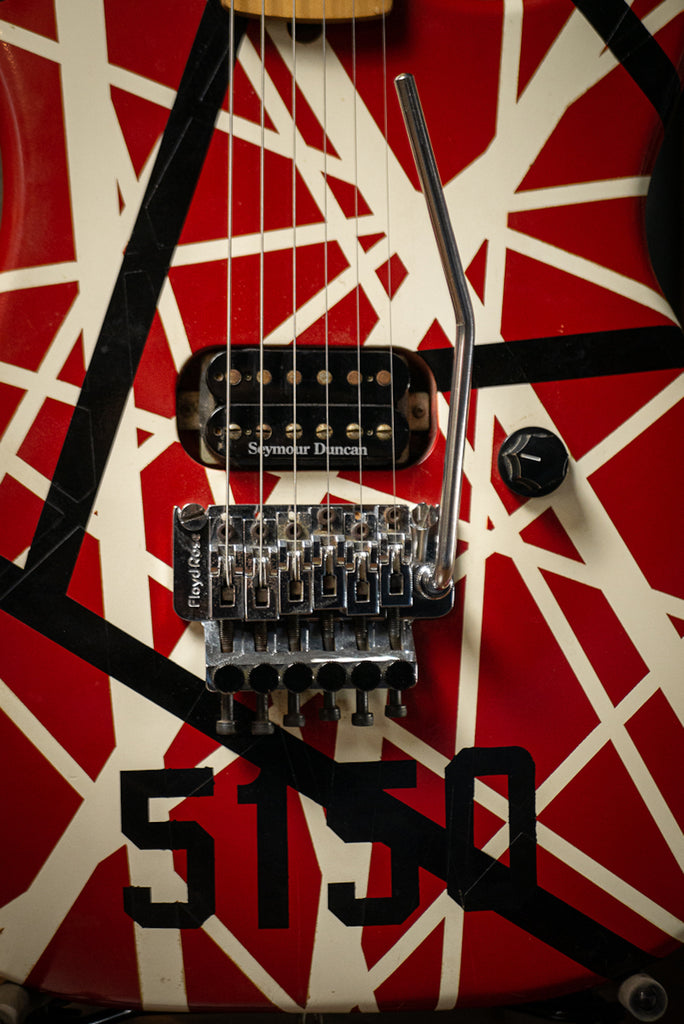 1993 ESP 5150 EVH Electric Guitar