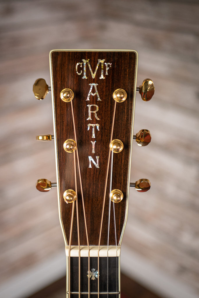 2004 Martin D45 Marquis Prototype Acoustic Guitar