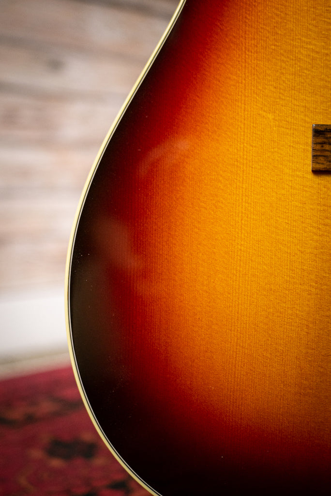 Epiphone Texan USA Acoustic Guitar - Vintage Sunburst