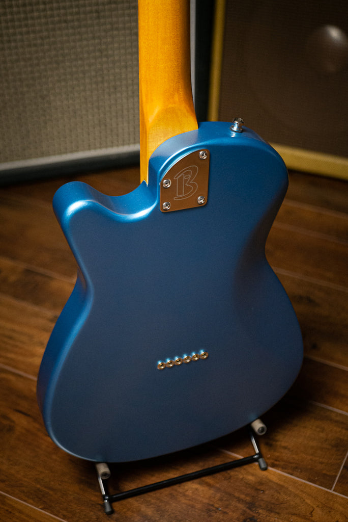 Belltone B Classic Two Electric Guitar - Lake Placid Blue