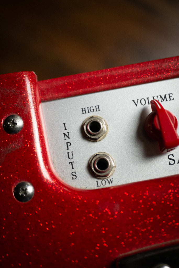 2010 Savage Macht 12x Combo Amp - Red