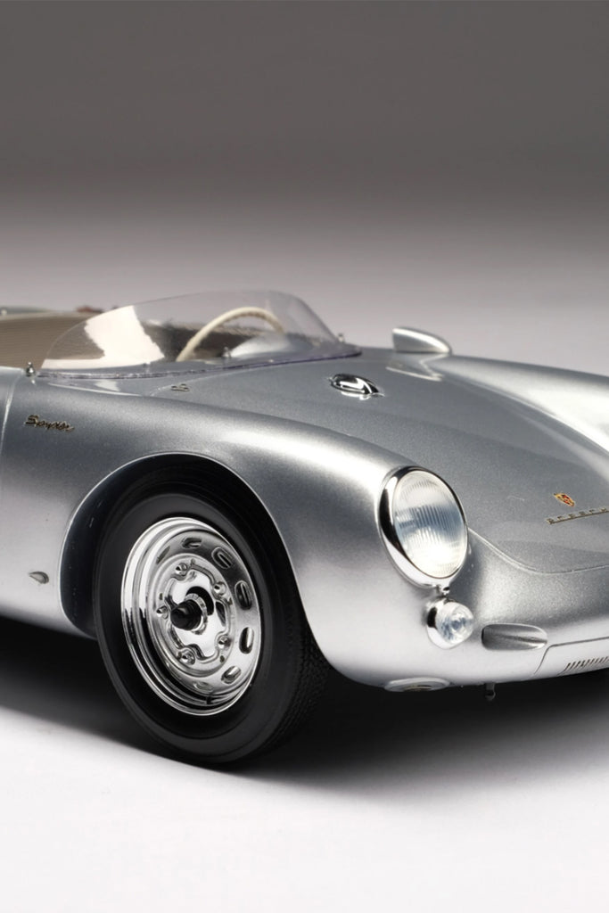 Amalgam Collection - Porsche 550 Spyder Road & Track 1:18 Scale - Walt Grace Vintage