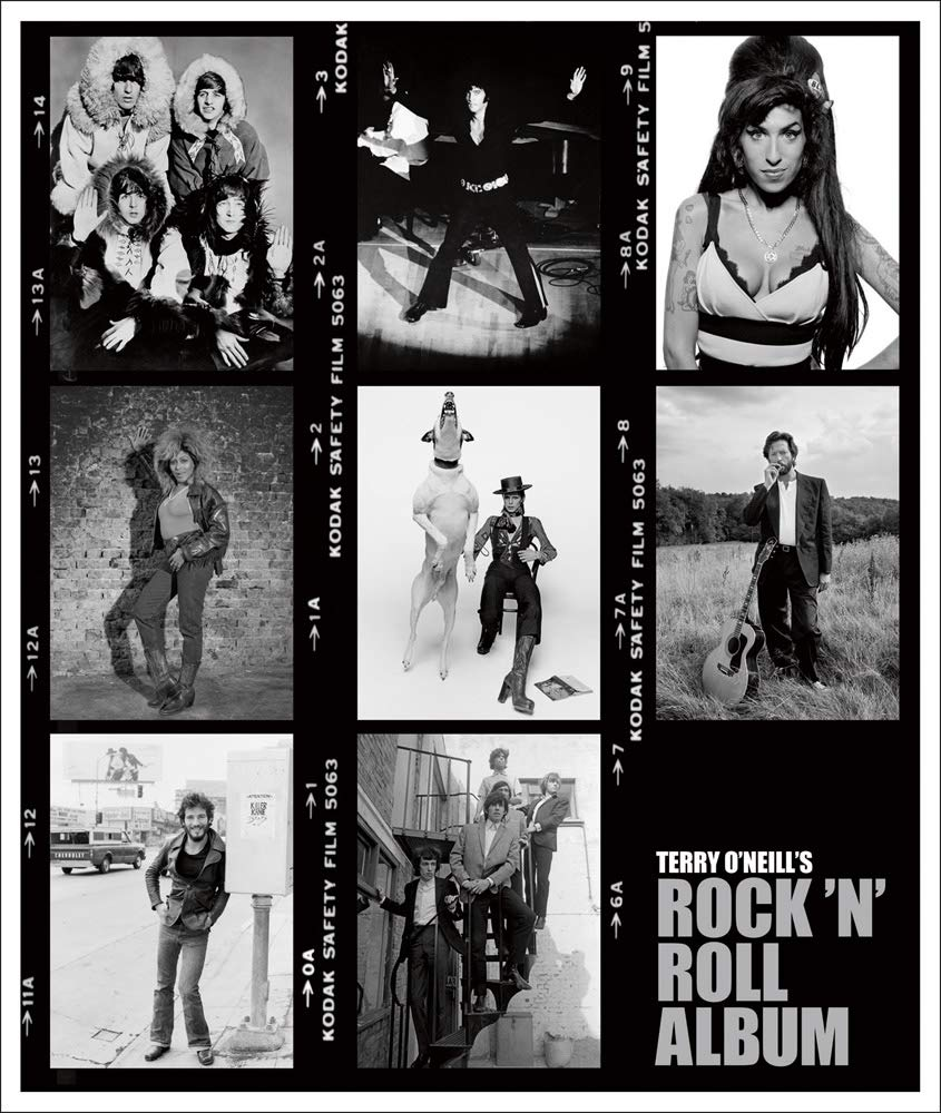 Terry O'Neill's Rock 'n' Roll Album - Walt Grace Vintage